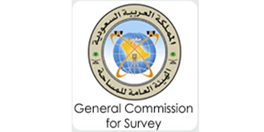 General Commission for Survey (GCS) Logo