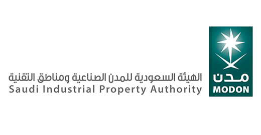 Saudi Industrial Property Authority (MODON) Logo