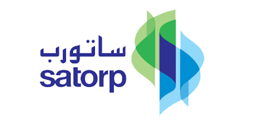 Saudi Aramco Total Refining and Petrochemical (SATORP) Logo